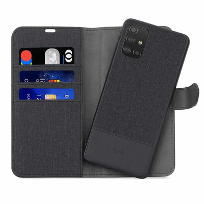 Samsung Galaxy A71: 2 in 1 Wallet Case - Jumpca1