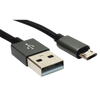 Reversible Micro USB Cable: 5ft - Jumpca1