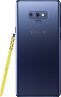 Galaxy Note 9 - Jumpca1