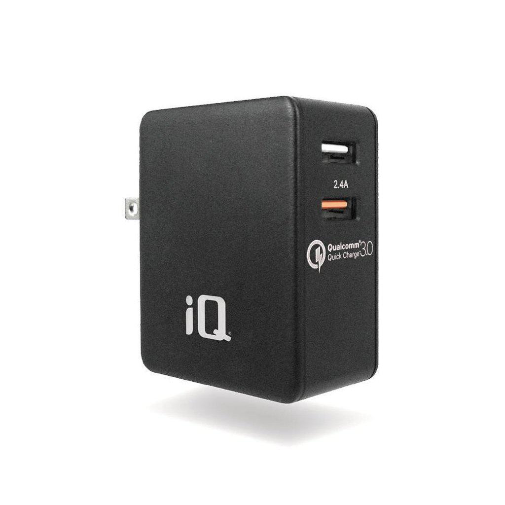 Quick Charge 3.0 Wall Charger - Jump.ca