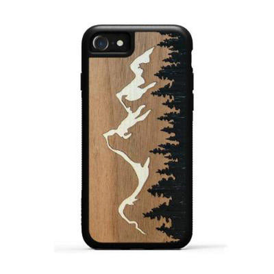 iPhone SE/8/7: Carved Cases - Jump.ca