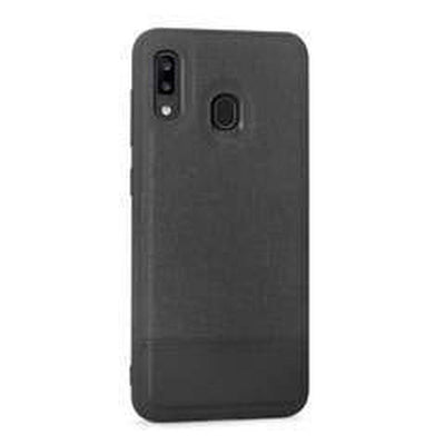 Samsung Galaxy A20: 2 in 1 Wallet Case - Jumpca1