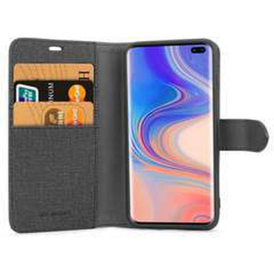 Samsung Galaxy S10: 2 in 1 Wallet Case - Jumpca1