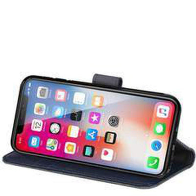 iPhone XS Max: 2 in 1 Wallet Case - Jumpca1