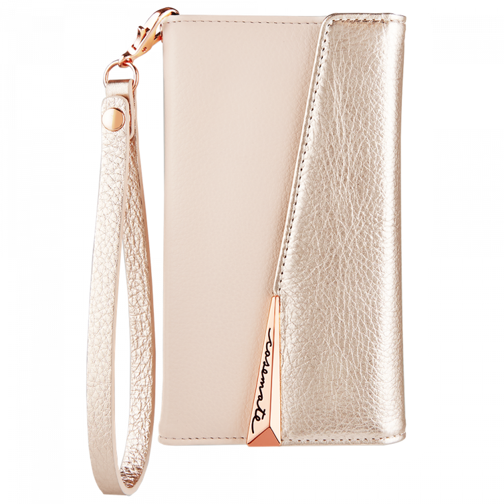 iPhone X/XS: Folio Wristlet - Jumpca1