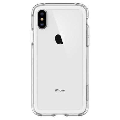 iPhone X/XS: Slim Armour Crystal - Jumpca1