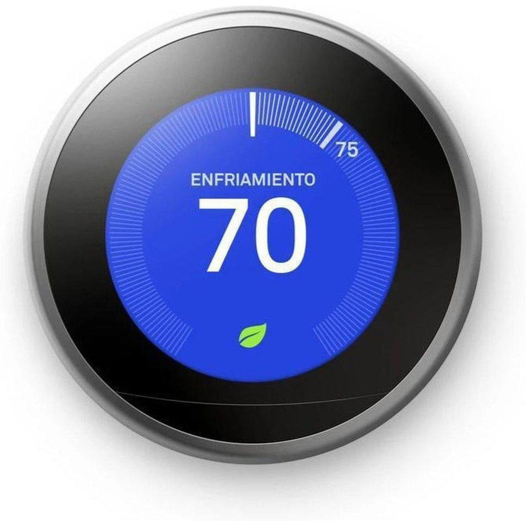 Google Nest Learning Thermostat - Jumpca1