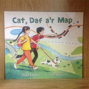 Cat, Daf a'r Map
