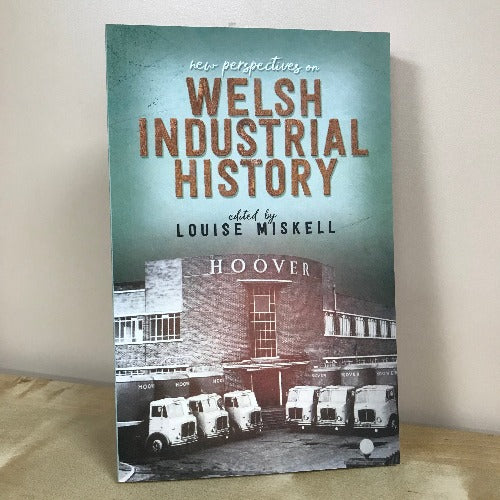 New Perspectives on Welsh Industrial History - Louise Miskell