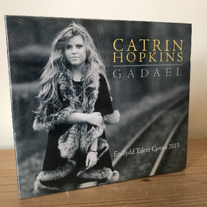 Catrin Hopkins: Gadael