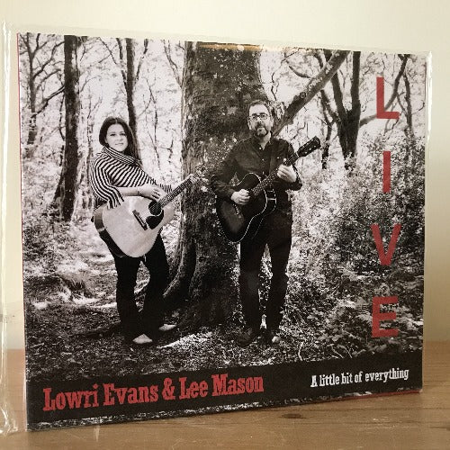 Lowri Evans & Lee Mason - A Little Bit of Everything