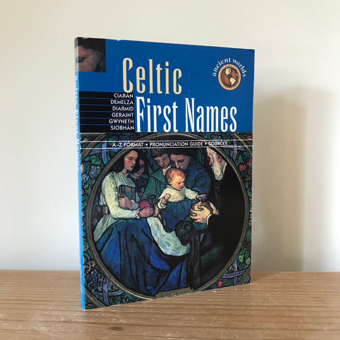 Celtic First Names