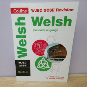 GCSE Welsh Second Language Workbook