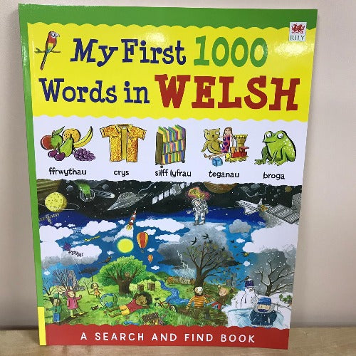 My First 1000 Words in Welsh