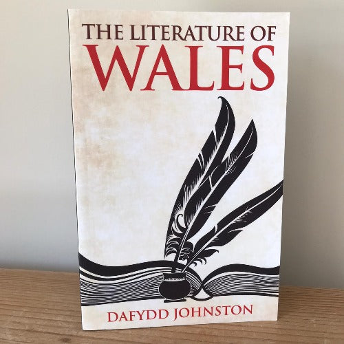 The Literature of Wales - Dafydd Johnston