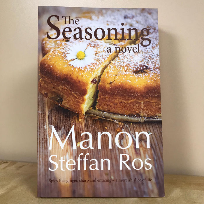 The Seasoning - Manon Steffan Ros
