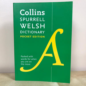Collins Spurrell Welsh Dictionary