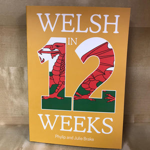 Welsh in 12 Weeks