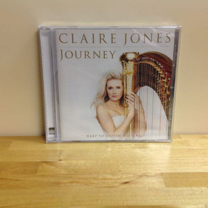 Claire Jones - Journey