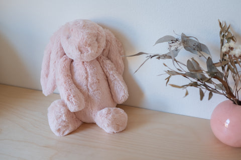 Peluche lapin rose - Jellycat