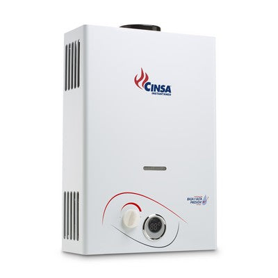 CINSA HIDROTEC CIN-06 INSTANTANEO GAS NATURAL