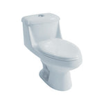 WC ONE PIECE TRENTO BLANCO C/ASIENTO