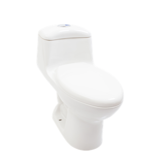 5133 WC ONE PIECE SMART SINGLE FLUSH HUESO C/ASIENTO