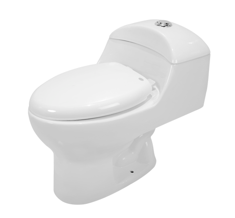 WC ONE PIECE MAZARA (PBK28) BLANCO ECOLOGICO