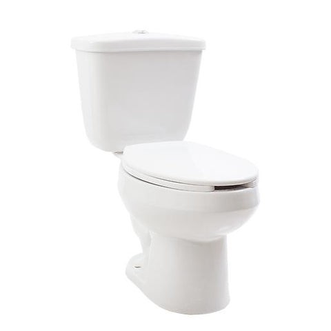 WC VIENNA PLUS ALARGADO DUAL FLUSH BLANCO
