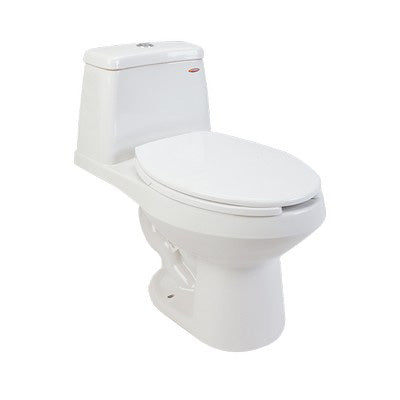 5111 WC ONE PIECE URBAN BLANCO C/ASIENTO