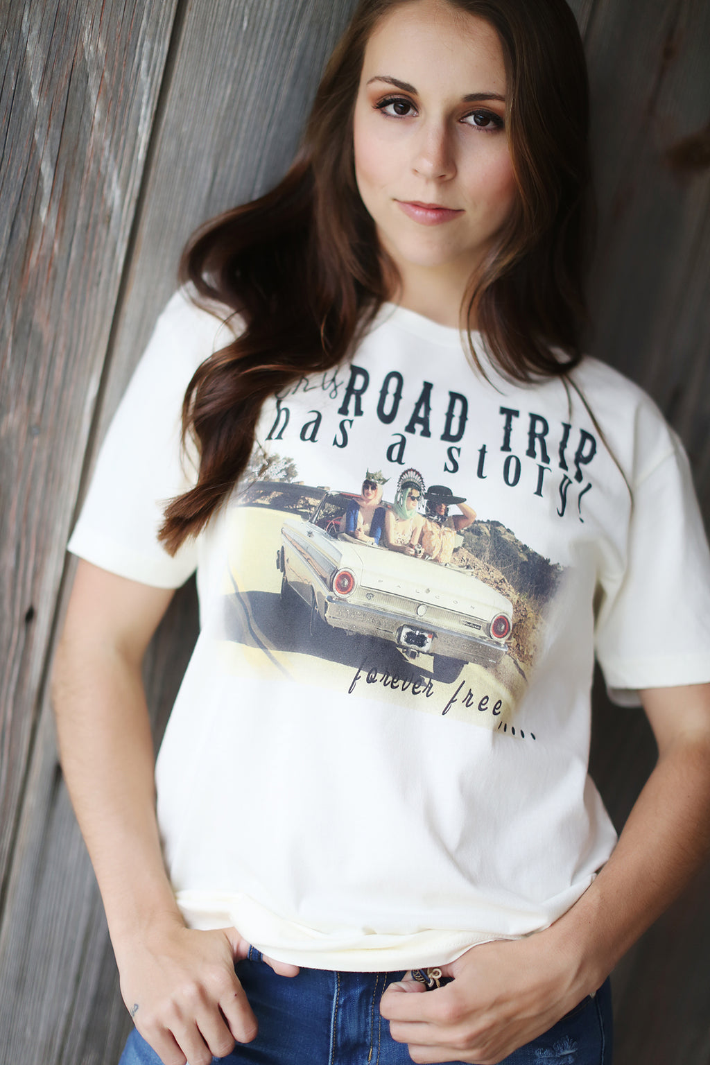 Roadtrip Tee