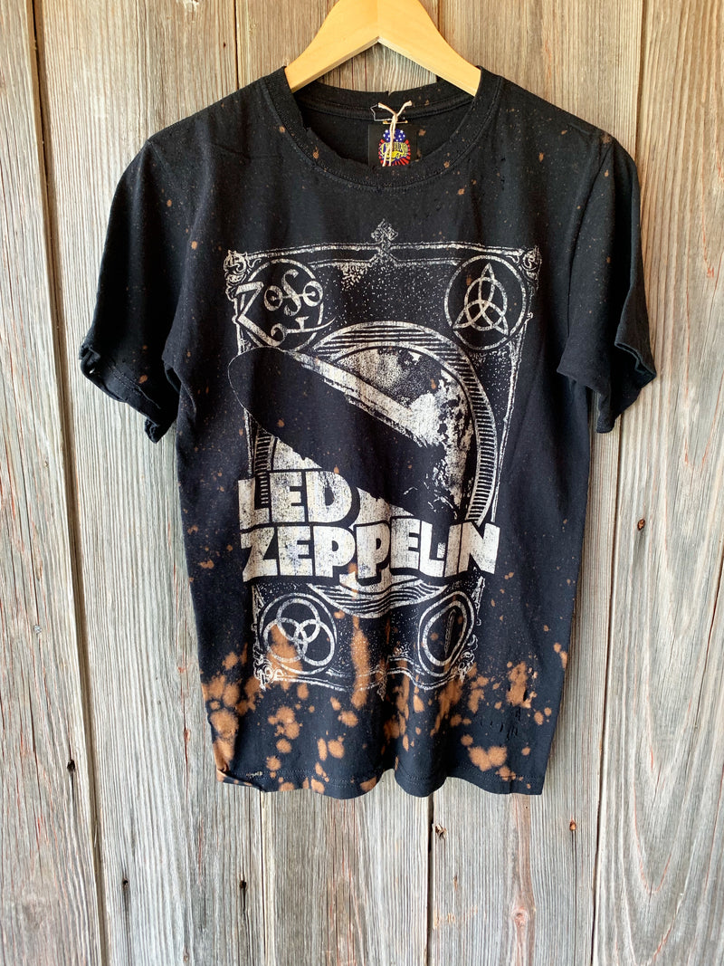 Led Zeppelin Vintage Band Tee