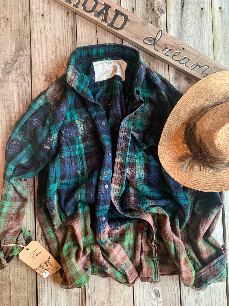 Ranch Hand Grungy Flannel