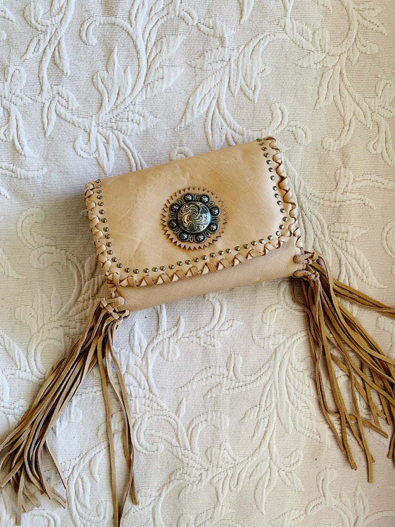 Small Leather Crossbody