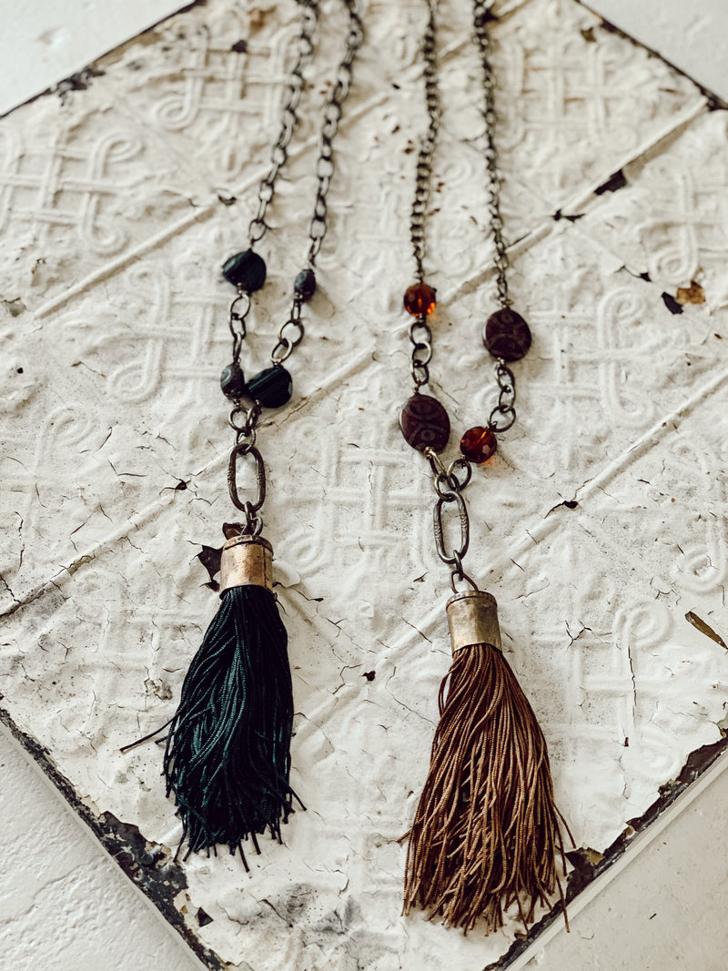 Flapper Gypsy Necklace