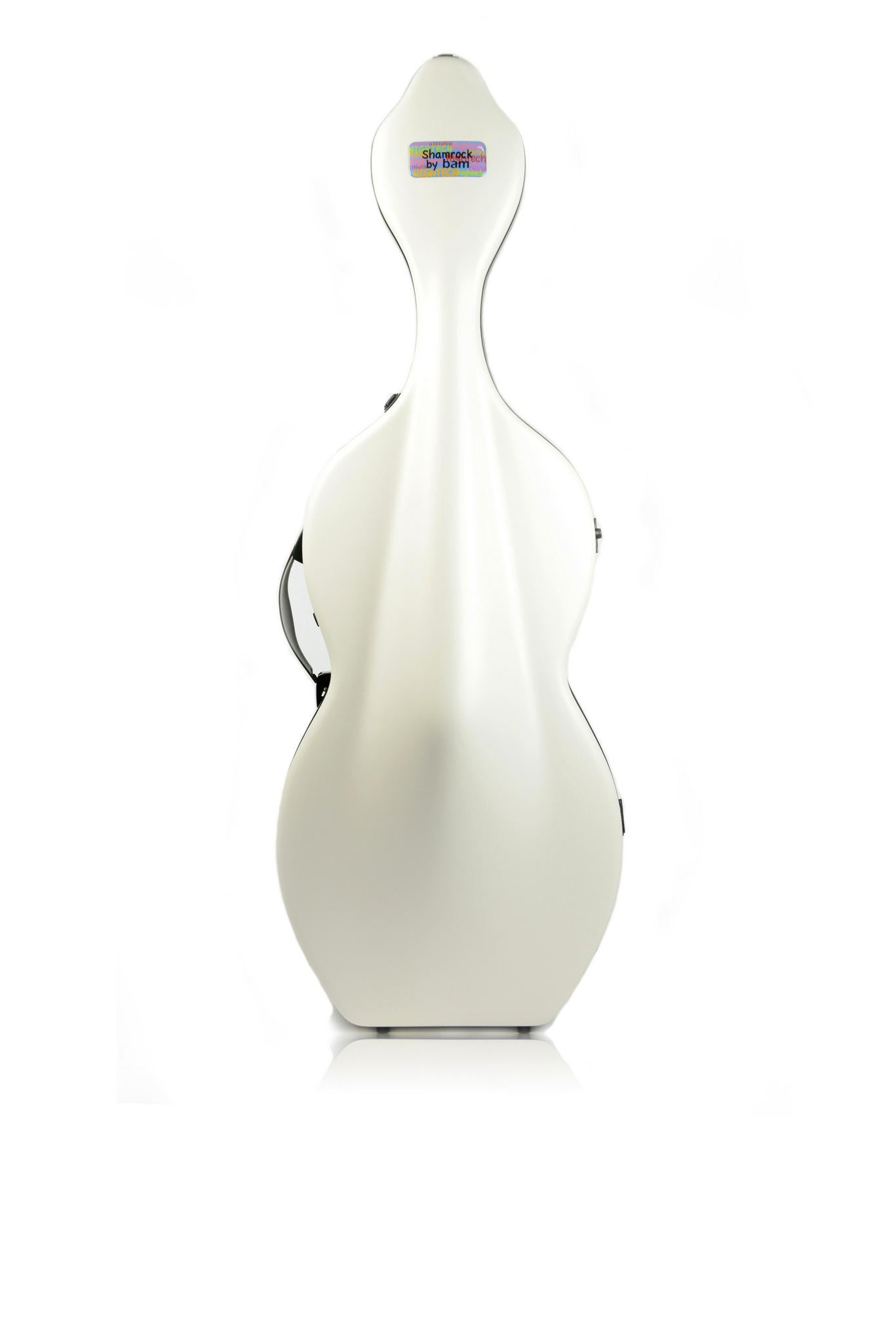 BAM SHAMROCK Hightech Cello Case