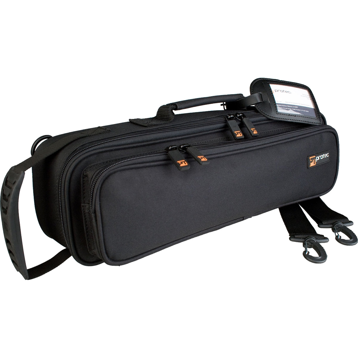 PROTEC Deluxe Flute Case Cover w/ Piccolo Pocket