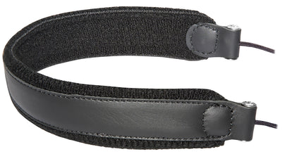 BG Bassoon Leather Neck Strap, Cotton Padded