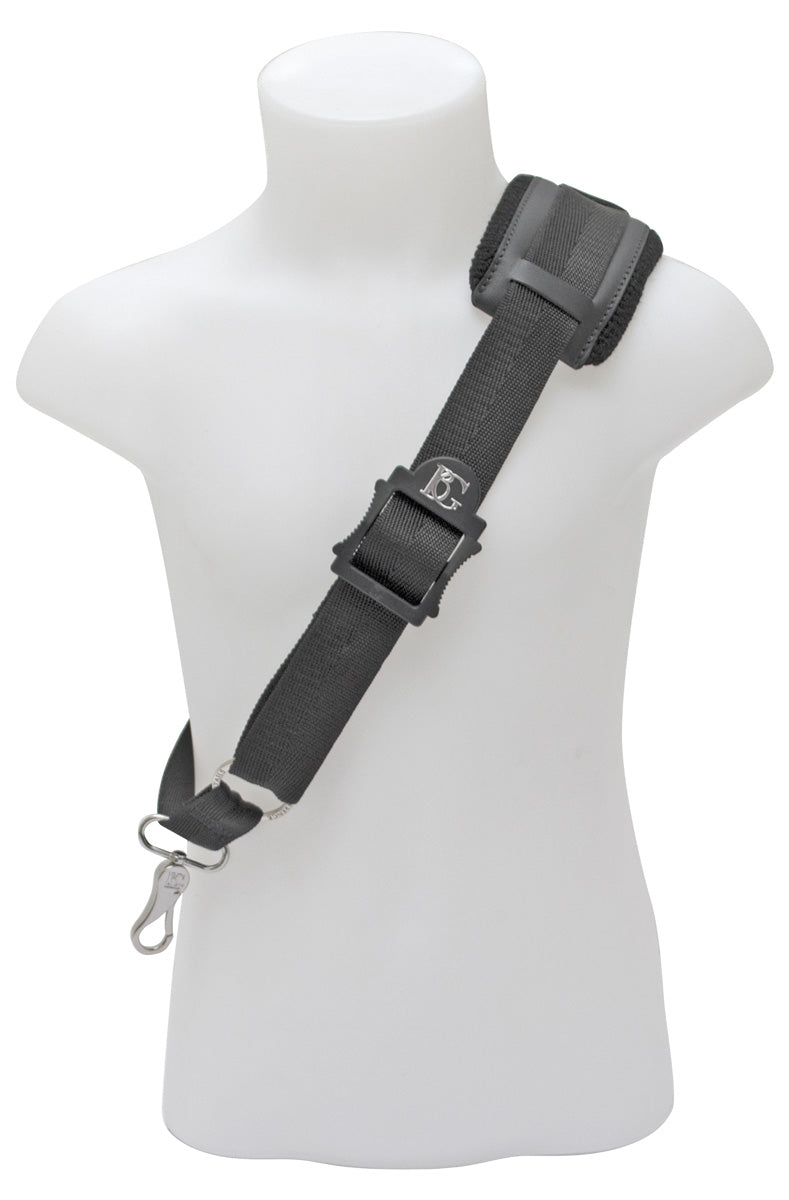 BG Fagottino Shoulder Strap, Small, Metal Hook