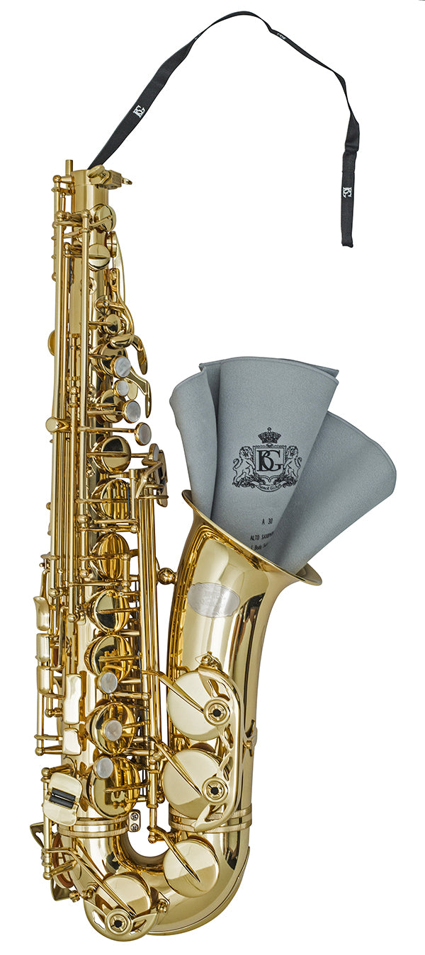 BG Cleaning Swab Alto Sax With Drop