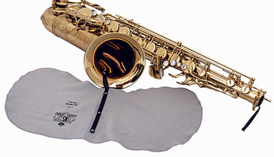 BG Cleaning Swab Tenor Sax With Drop