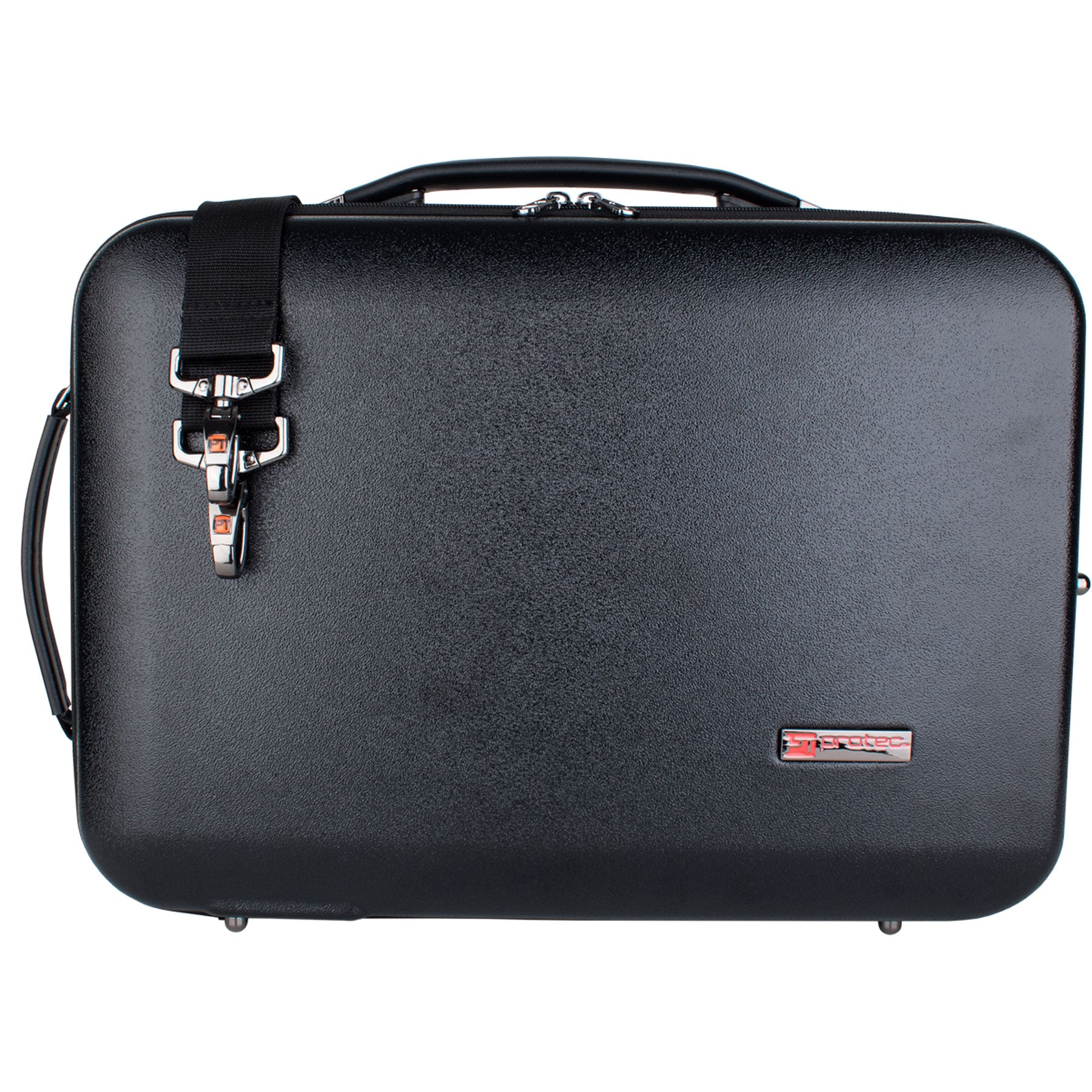 PROTEC ZIP Micro Double Clarinet Case (Bb & A or Bb & Bb)