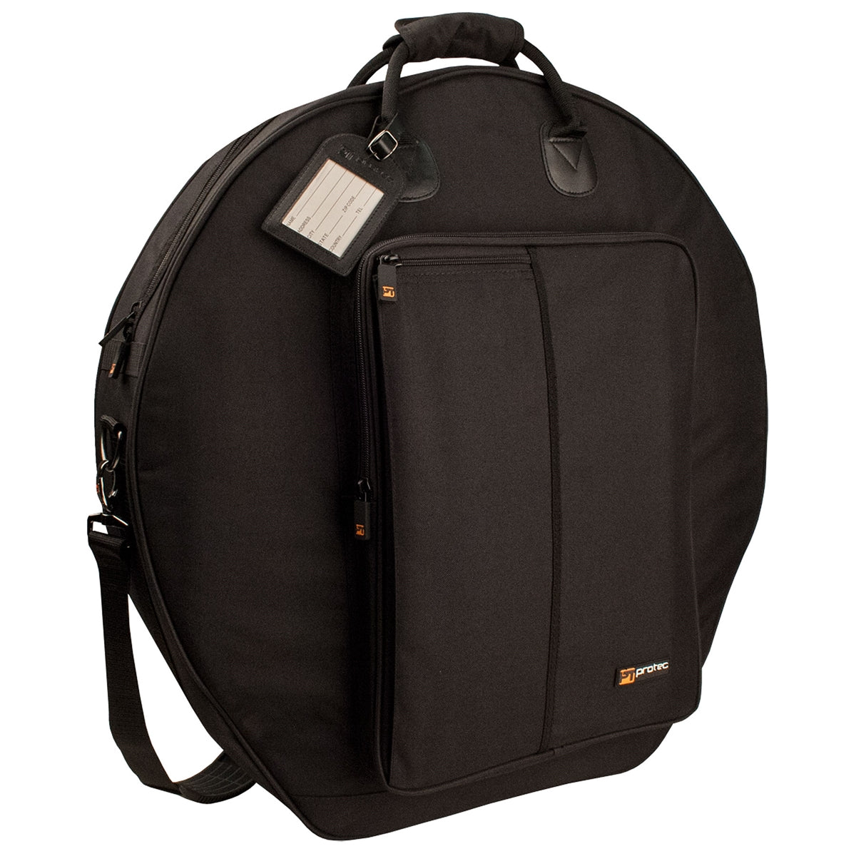 "PROTEC Deluxe 24"" 6-Pack Cymbal Bag"