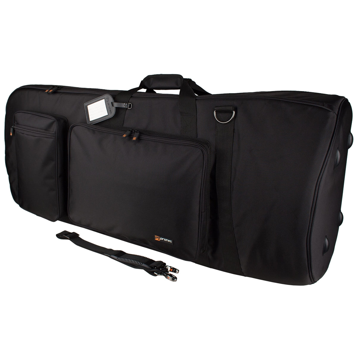 "PROTEC Tuba Gig Bag - Up To 18"" Bell - Gold Series"