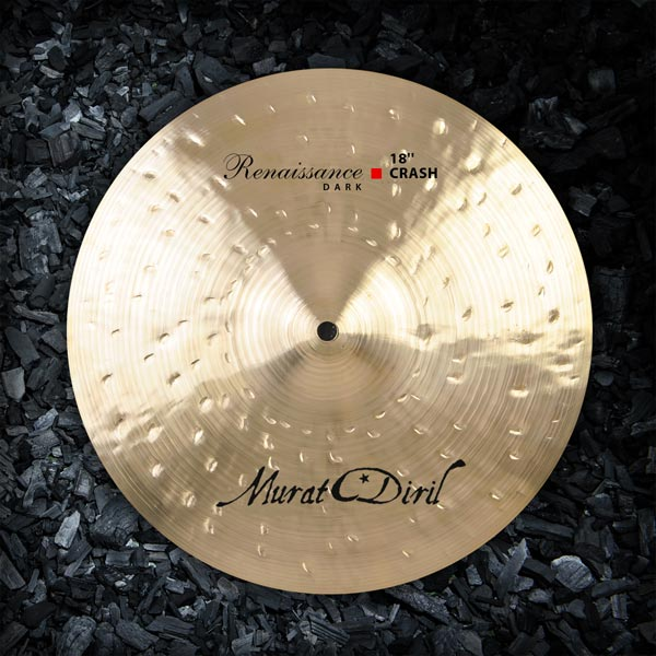 MURAT DIRIL Definitive Renaissance Dark Hi-Hat pair