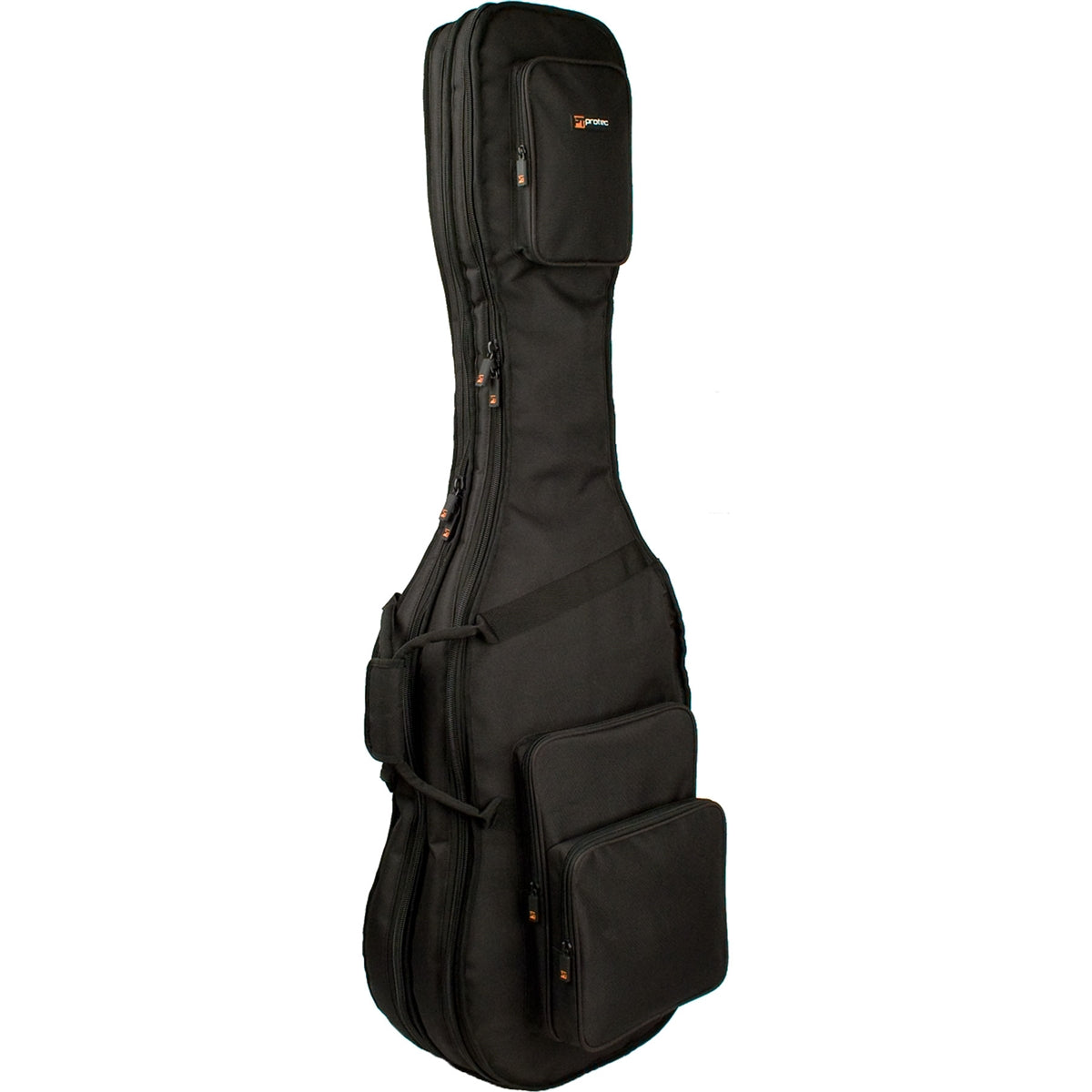 PROTEC Double Bass Guitar Gig Bag - Gold Series