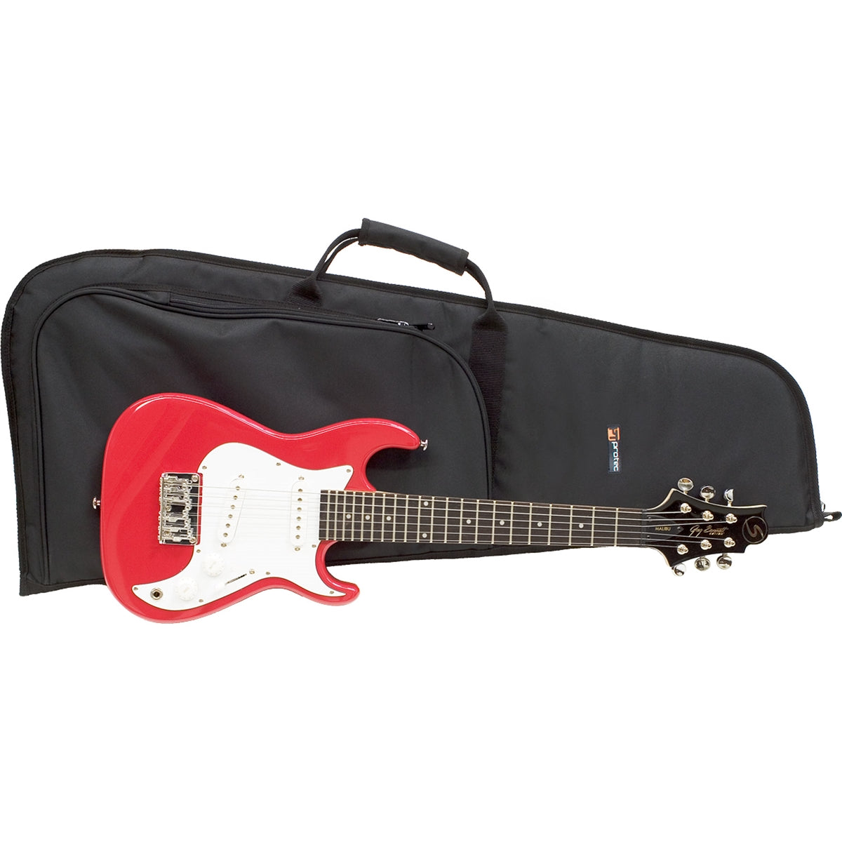 PROTEC Half Electric/Bass Gig Bag - Silver Series