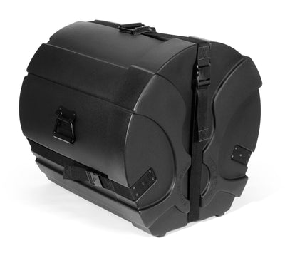 H&B  Enduro Pro 14 x 24 Inches Bass Drum Case