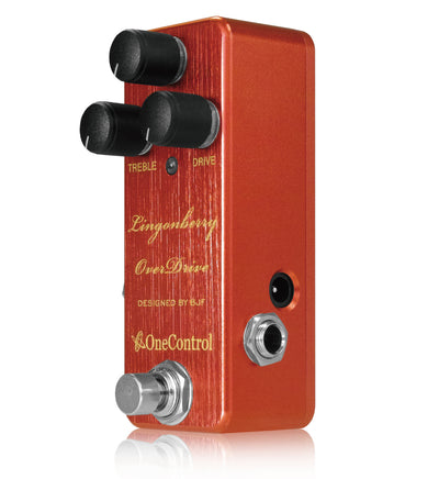 One Control Lingonberry Overdrive