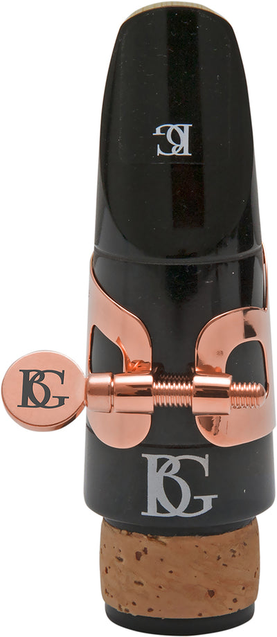 BG Ligature & Cap Bass Clarinet, Tradition